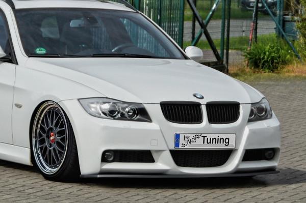 Cup Spoilerschwert Frontspoiler Cuplippe ABSfür BMW E90 E91 VFL 3er M-Paket ABE