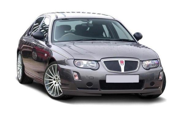 Frontansatz Rover 75 Facelift