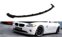 Front Ansatz Passend Für V.1 BMW Z4 E85 / E86 Vor Facelift Carbon Look