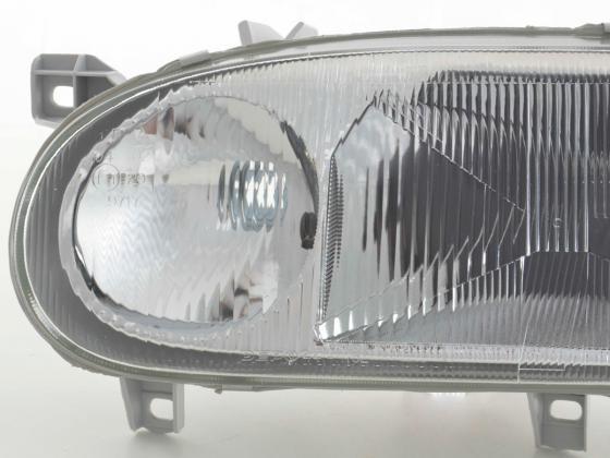 Verschleißteile Scheinwerfer links VW Golf 3 GTI (Typ 1H) Bj. 92-97