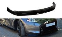 Front Ansatz Passend Für Nissan 370Z Schwarz Hochglanz