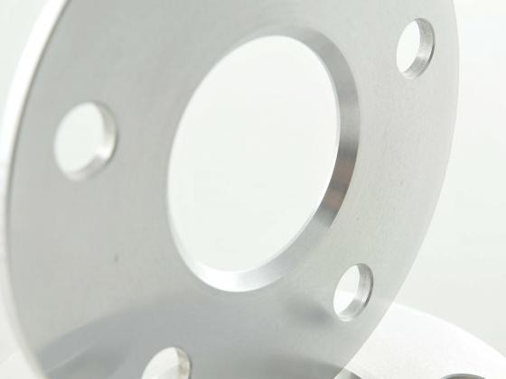 Spurverbreiterung Distanzscheibe System A 10 mm Audi 80 (B3/89/8A)