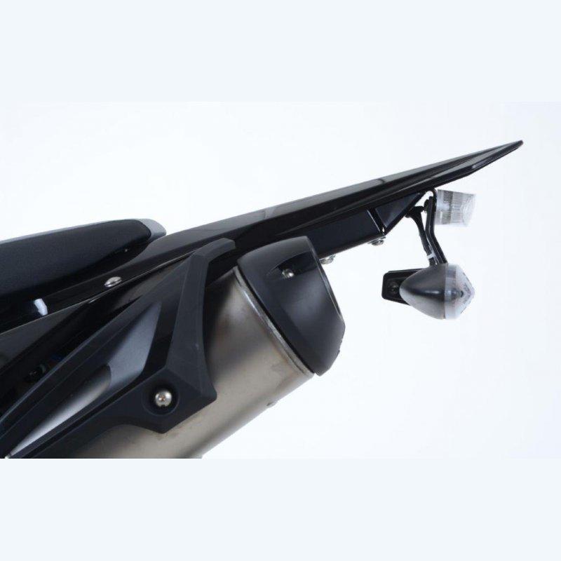 r racing kennzeichenhalter yamaha wr 125 r x 2009 kennzeichenhalter verkleidung. Black Bedroom Furniture Sets. Home Design Ideas