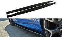 Dok³adki Progów Opel Astra J OPC / VXR Carbon Look