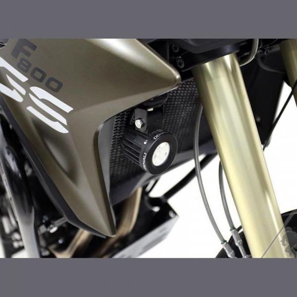 Denali Zusatzscheinwerferhalterung für BMW F 800 GS / F 800 GS ADV 2013-