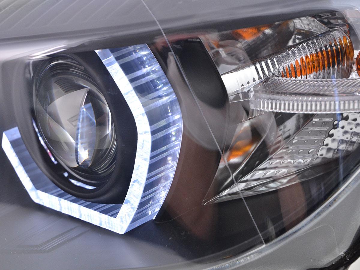 scheinwerfer set daylight led tagfahrlicht bmw 3er f30 f31. Black Bedroom Furniture Sets. Home Design Ideas