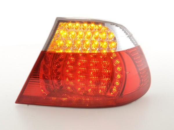 Verschleißteile Rückleuchte rechts BMW 3er Coupe Typ E46 Bj. 03-06 klar/rot