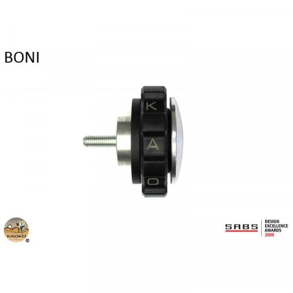 """Kaoko Gasgriff-Arretierung """"Drive Control"""" für TRIUMPH Bonneville / T100 / Speedmaster"""