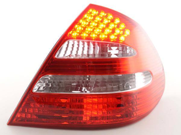Verschleißteile Rückleuchte rechts Mercedes E-Klasse Lim. Typ W211 klar/rot