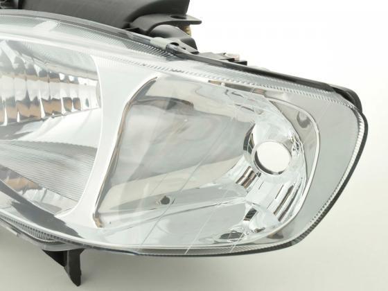 Verschleißteile Scheinwerfer links Seat Ibiza (Typ 6K) Bj. 99-02