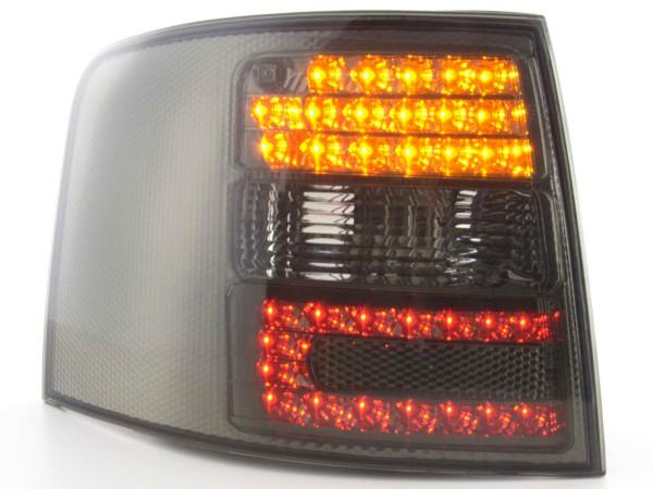 LED Rückleuchten Set Audi A6 Avant Typ 4B Bj. 97-03 schwarz