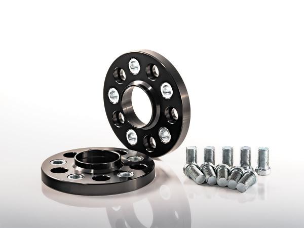 Spurverbreiterung Distanzscheibe System B+ 15 mm pro Rad Opel Calibra (A)
