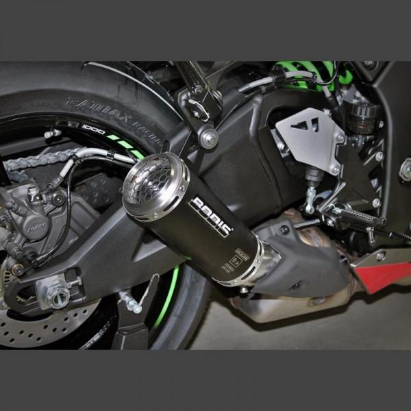 Bodis GPC-RS II GEX Endschalldämpfer Kawasaki ZX-10 R / RR 2019-2020