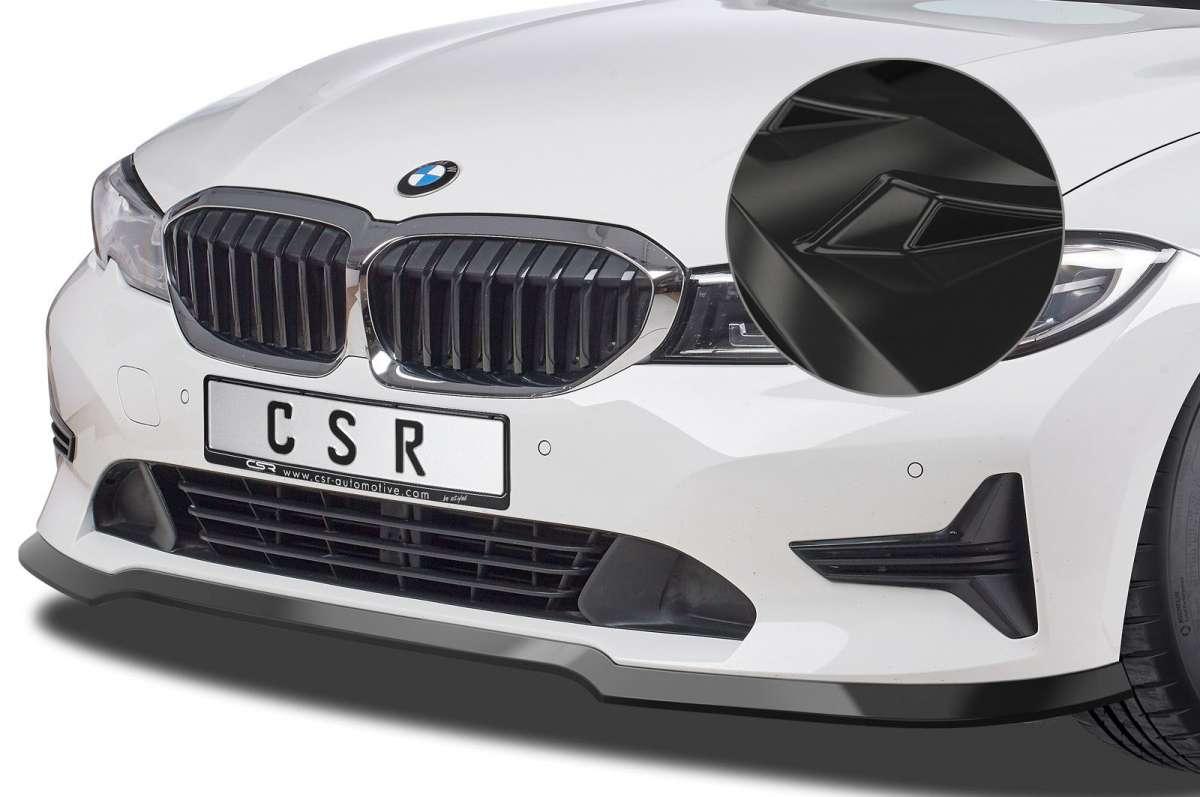 Cup-Spoilerlippe mit ABE für BMW 3er G20 Limousine CSL444