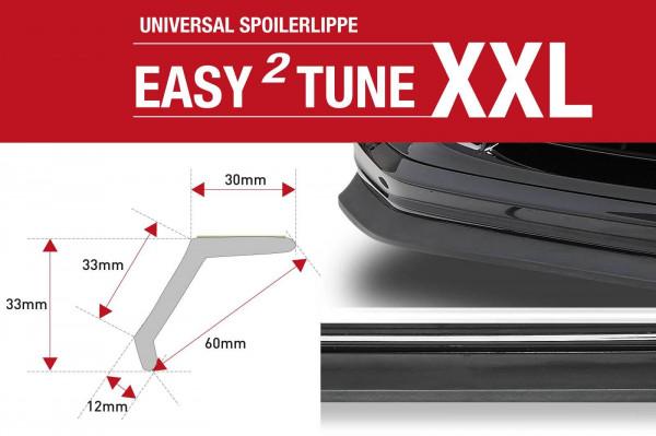 easy²tune XXL Universal Spoilerlippe zum ankleben ZB144