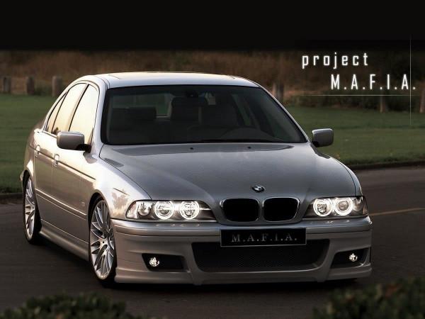 Front Stoßstange BMW 5er E39 MAFIA
