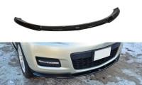 Front Ansatz Passend Für MAZDA CX-7 Schwarz Matt