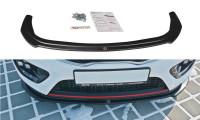 "Front Ansatz Passend Für V.1 KIA CEE""D / PRO CEE""D GT MK2 Carbon Look"