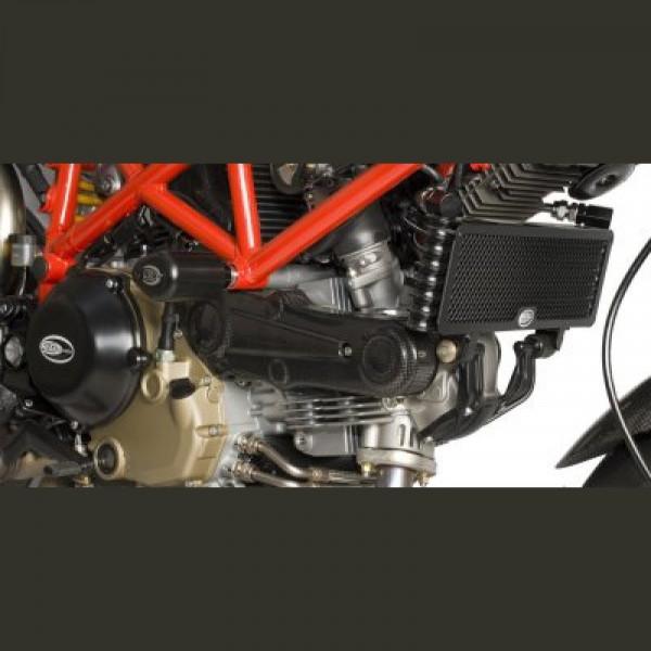 R&G Racing Kühlergitter Ölkühler Ducati Hypermotard 1100 EVO