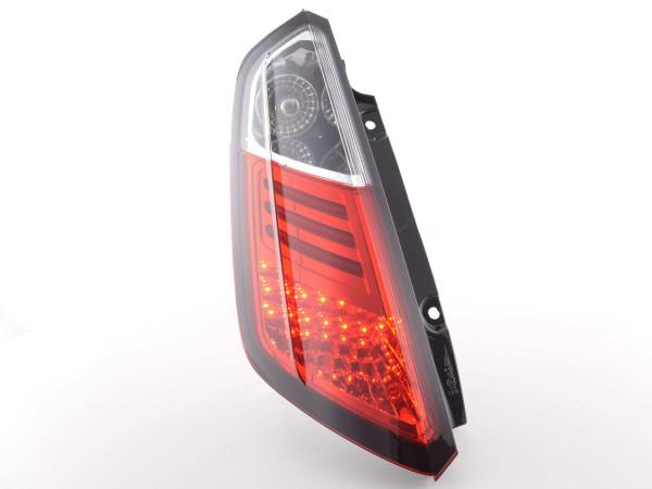 LED Rückleuchten Set Fiat Grande Punto Typ 199 Bj. 05- klar/rot