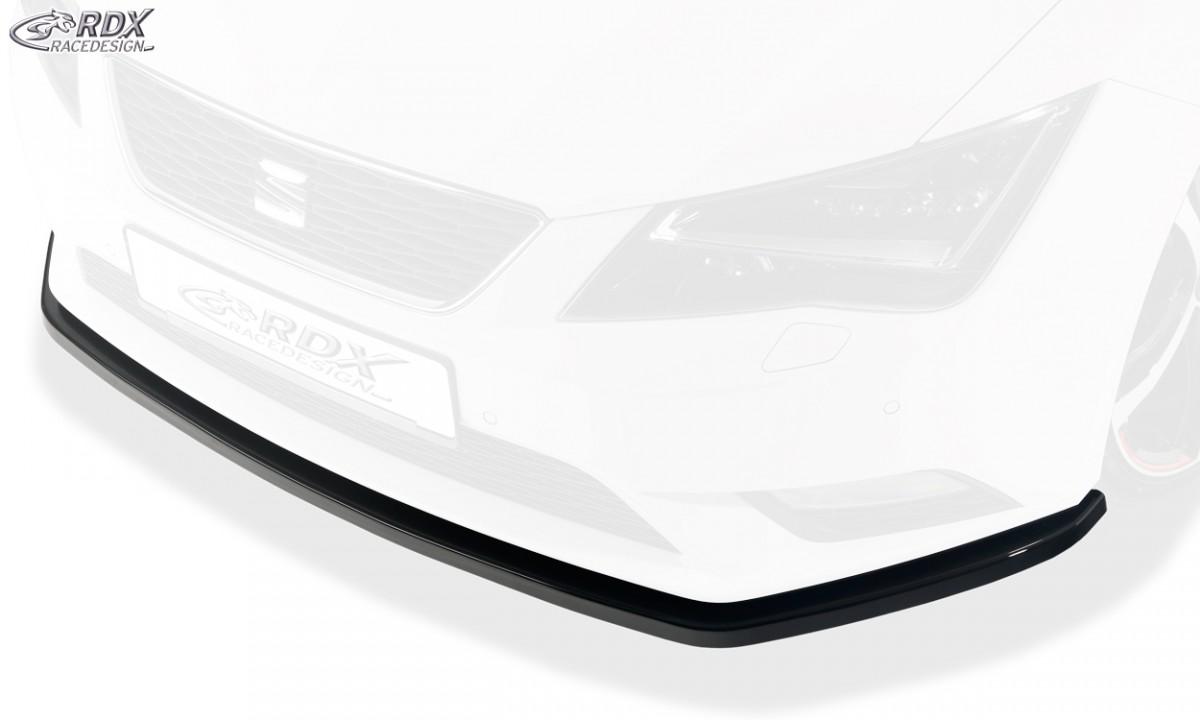auch SC und ST Frontlippe Front Ansatz Vorne Spoilerlippe RDX Frontspoiler VARIO-X Leon 5F Facelift 2017+