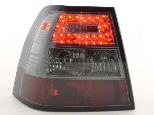 LED Rückleuchten Set VW Bora Typ 1J Bj. 98-03 schwarz