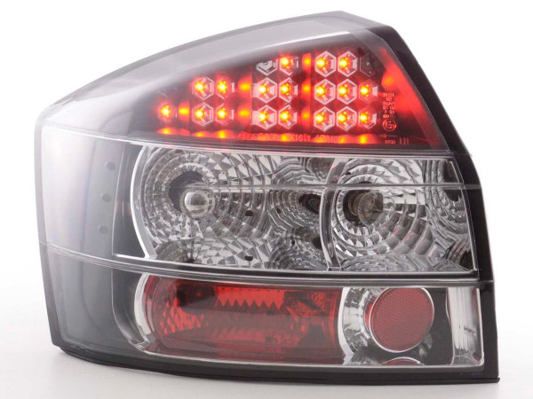 LED Rückleuchten Set Audi A4 Limousine Typ 8E Bj. 01-04 schwarz