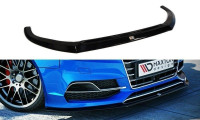 Front Diffusor Audi S3 / A3 S-Line 8V Limousine / Cabrio Carbon Look