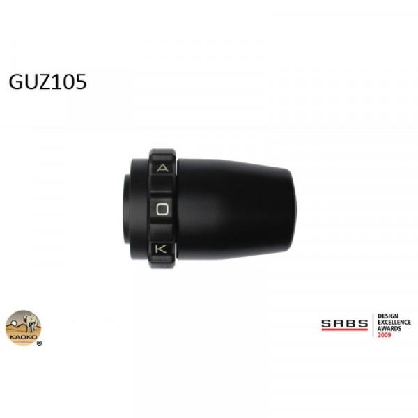 """Kaoko Gasgriff-Arretierung """"Drive Control"""" für MOTO-GUZZI Norge 1200"""
