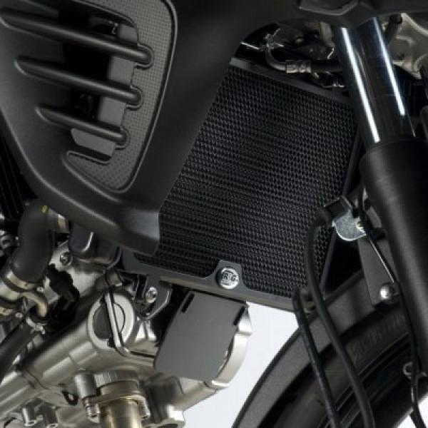 R&G Racing Kühlergitter Wasserkühler Suzuki 650 V-Strom 2011-