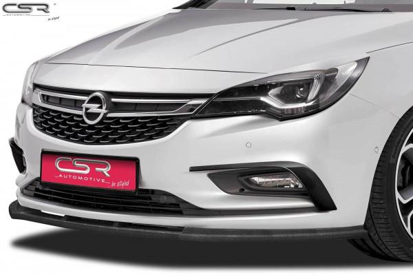 Cup-Spoilerlippe mit ABE für Opel Astra K CSL180-L