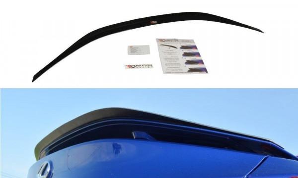 Spoiler CAP Passend Für Lexus RC F Carbon Look