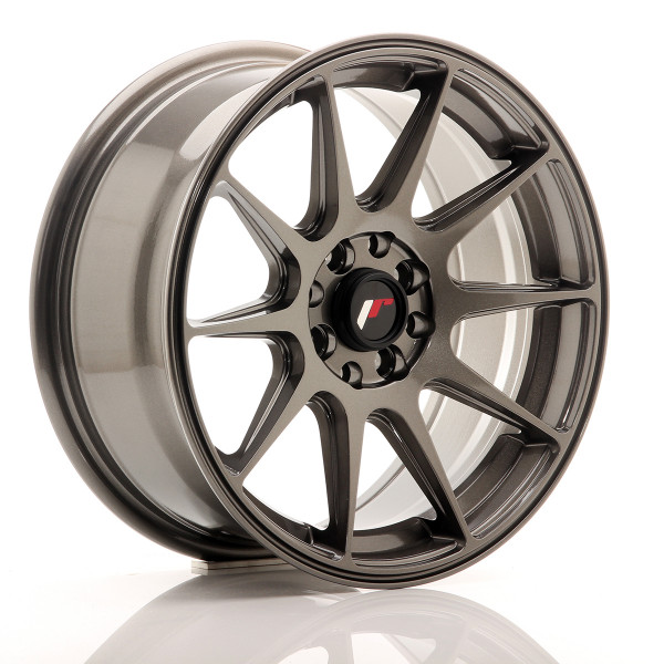 JR Wheels JR11 16x7 ET25 4x100/108 Red