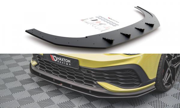 Robuste Racing Front Ansatz Für Passend Für Volkswagen Golf 8 GTI Clubsport