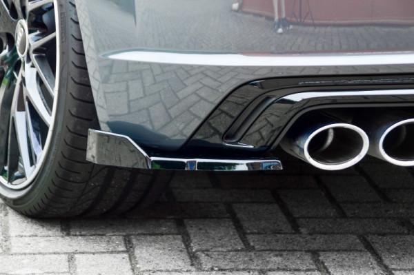 Heckansatz Seitenteile mit Wing für Audi TTS 8S Facelift