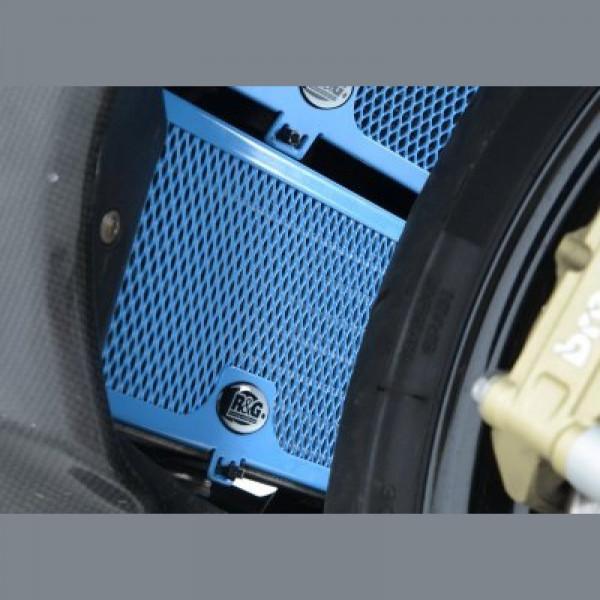 """R&G Kühlergitter """"Blau"""" Ölkühler BMW S 1000 R / XR 2014-"""