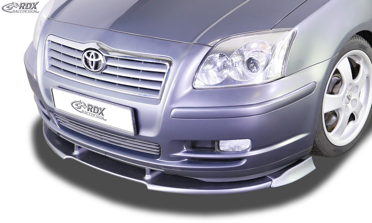 RDX Frontspoiler VARIO-X Meriva A 2003-2006 Frontlippe Front Ansatz Vorne Spoilerlippe