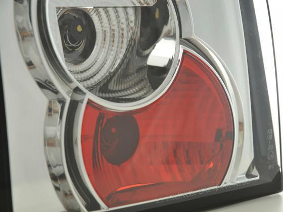 Rückleuchten Set VW Passat Limo Typ 35i Bj. 93-96 chrom
