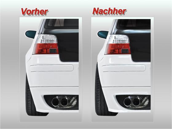 Spurverbreiterung Distanzscheibe System A 30 mm VW Golf 1 (17/155)