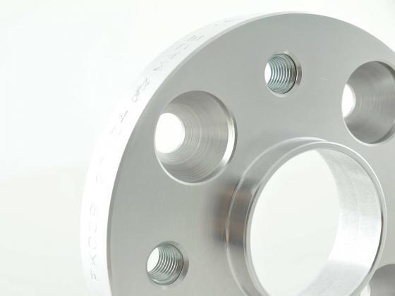 Spurverbreiterung Distanzscheibe System B+ 40 mm Opel Corsa A