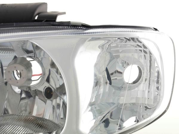 Verschleißteile Scheinwerfer links Seat Ibiza/Cordoba (Typ 6K) Bj. 99-02