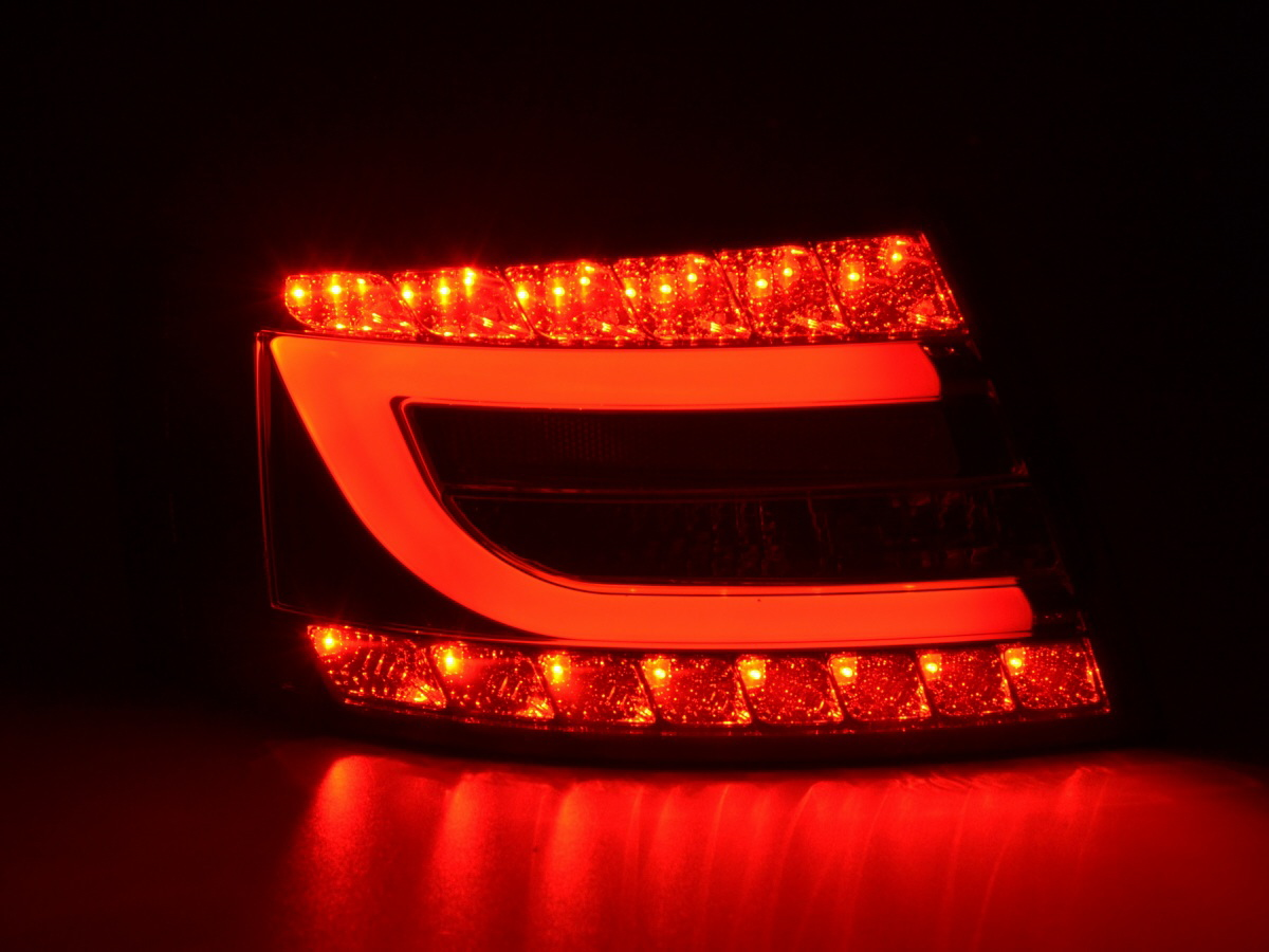 led r ckleuchten set audi a6 limo 4f bj 04 08 rot. Black Bedroom Furniture Sets. Home Design Ideas