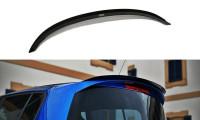 Spoiler CAP Passend Für RENAULT MEGANE II RS Carbon Look