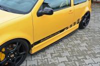 Seitenschweller Ansatz Für VW GOLF 4 R32 Carbon Look
