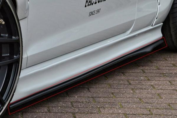Seitenschweller im Cup2 Look für Audi RS5 F5 Bj .ab.2017-
