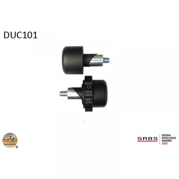"Kaoko Gasgriff-Arretierung ""Drive Control"" für Ducati Multistrada 1200/S"
