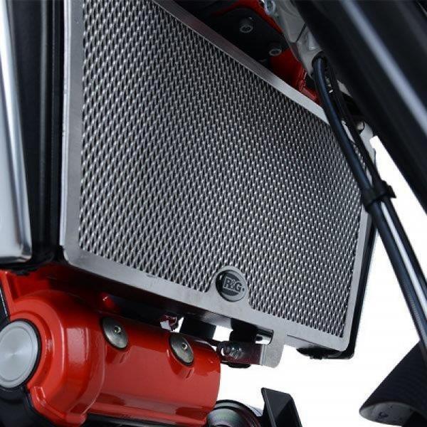 R&G Kühlergitter Wasserkühler Aprilia Shiver 900