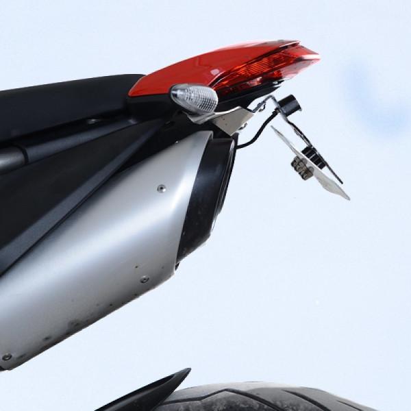 R&G Kennzeichenhalter mit Hitzeschutz Ducati Hypermotard 950 2019-