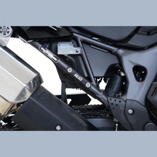 R&G hintere Fußrastenabdeckung Set Honda Africa Twin CRF 1000 L 2016- / CRF 1100 Africa Twin 2020-