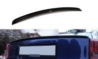 Spoiler CAP Passend Für TOYOTA CELICA T23 Vor Facelift Schwarz Matt